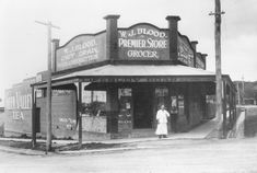 in Bedford Rd. Commonwealth Bank, Melbourne Suburbs, Melbourne Street, Melbourne Victoria, City Council, Historical Society, The Expanse, Old Photos, Blood