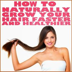 The Beauty Guide: How to grow your hair faster and healthier