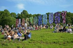 Kick back & relax. You made it to Glastonbury.