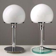 Lampe de table - Wilhelm Wagenfeld table lamp - Bauhaus