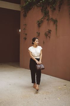 Black Lines Muscle Tee Sustainable Fashion Wishlist
