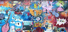 fresque à BERK - fresque à BERK PLAGE