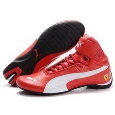 9410b60ddbee Buy Puma Ferrari Mens High Ps Shoes White Red Cheap To Buy from Reliable  Puma Ferrari Mens High Ps Shoes White Red Cheap To Buy suppliers.
