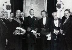Real Academia de Ciencias, 1923