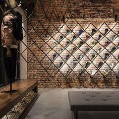 "UBIQ, Georgetown, Washington, DC, ""Let's Try Something New"", photo by Addicted To Retail, pinned by Ton van der Veer"