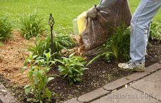Опилки как удобрение — дешевый, доступный, древесный компонент