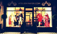 Madame Martins Styles Atelier Mayer | What The Windows?!?