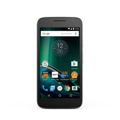 NEW* Unlocked  Moto G Play (4th gen.) Black16 GB with Lockscreen Offers #Motorola