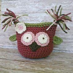 Mini Owl Amigurmi pattern $4