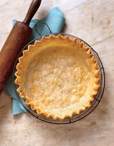 Perfect Pie Crust from Bon Appetit