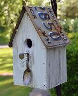 Rustic Spoon Birdhouse Rustic #RusticLandscape
