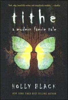 I read Tithe by Holly Black randomly after I saw that there was going to be a read-a-thon ( of Holly's fairy books. I've meant to read a book by Holly Black since Cruel Prince was Ya Books, Good Books, Books To Read, Teen Books, Holly Black Books, Tales Series, Fantasy Books, Fantasy Series, Love Book