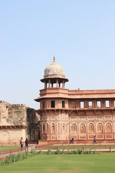Indian Mughal Architecture | Travelling to Agra Fort and Taj Mahal | Travel tips | Where to go | Asia | Indian | Travelling The Golden Triange