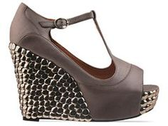 Jeffrey Campbell Studded Wedge