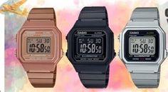 845cb85fec9 36 melhores imagens de Casio Vintage - Relógios De Fabrica em 2019 ...