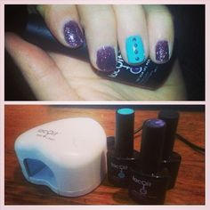 Easy ,quick all in one step gel polish and fun one step nail art with LacQit new USB powered heart mini lamps , available in our new mini kits just 34.95 ! Available at www.lacqit.com