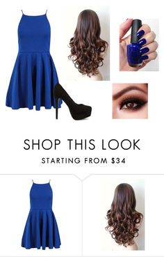 """Dances"" by maya-rose16 ❤ liked on Polyvore featuring Nly Shoes"