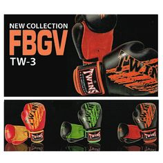 Twins Special Fancy Boxing Gloves Signature Design FBGV-TW3   US$58.95