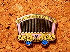 Casey Jr. Monkey Car Disney Pin - Hidden Mickey - Train Collection Completer Pin #EasyNip
