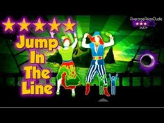Just Dance Greatest Hits - Jump In The Line - 5* Stars - YouTube