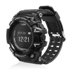 ColMi Smart Watch T1 OLED Display Heart Rate Monitor IP68 Waterproof Push Message Call Reminder for Android IOS for iphone 7 8