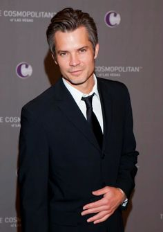 My attraction to Timothy Olyphant is completely JUSTIFIED ;) See what I did there? Oh...my hometown boys...gotta love Modesto <3