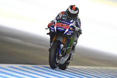 """MotoGP - Jorge Lorenzo: Não esperava tanto após a queda"""""""