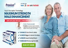 Rate this post Provixin Male Enhancement Reviews: Does Provixin Male EnhancementSupplement Works Or Scam? Read Provixin Male EnhancementSide Effects,Benefits, GNC, Free Trial & Cost.