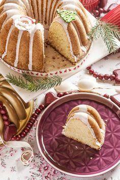 receta bundt cake navidad