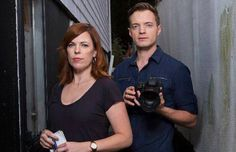 Kindred Spirits on TLC: Amy Bruni & Adam Berry's New Paranormal Series Premieres October 21 Weird True Stories, Amy Bruni, Ghost Shows, Series Premiere, Ghost Hunters, Weird News, Kindred Spirits, New Shows, Reality Tv