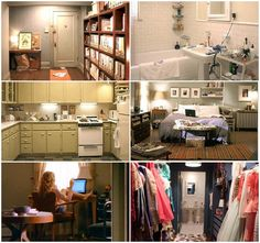 carie and bigs apartment - Google Search