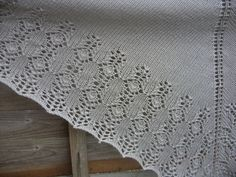 Out of Gas Shawl