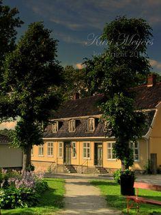 Gamlebyen i Fredrikstad, Norway by Kari Meijers on 500px