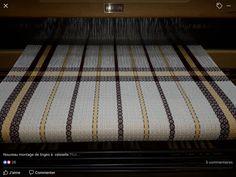 Dish Towels, Tea Towels, Daily Fiber, Weaving Projects, Weaving Patterns, Pantone, Hand Weaving, Textiles, Crafts
