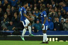 Gol Tunggal Walcott bawa Everton Naik Ke Peringkat Delapan
