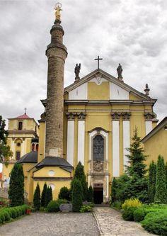 Костел Петра і Павла розташований у місті Кам'янець-Подільський. Це діючий храм, який є головним кафедральним костелом міста. Він цікавий тим,...