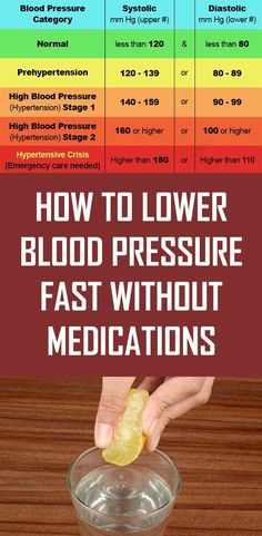 How to Lower Blood Pressure Fast Without Medications Treatment of hypertension comes in many forms, from lifestyle changes to medication. Learn more about how to lowerblood pressure here. High Blood Pressure Lowering, Reduce Blood Pressure Naturally, Healthy Blood Pressure, Blood Infection, Sinus Infection, Sinus Pressure Relief, Blood Pressure Remedies, Blood Preasure, High Blood Presure