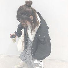 Korean Aesthetic, Aesthetic Girl, Teen Fashion, Korean Fashion, Girl Korea, Ulzzang Korean Girl, Kawaii Girl, Cute Art, Pink Girl