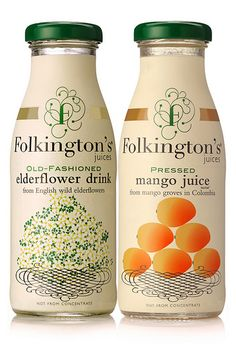 Folkington's Juice - a Sussex based company which produces fruit juices with a unique provenance and authenticity.  Made from selected fruit varieties frown in particular parts of Britain and around the world.