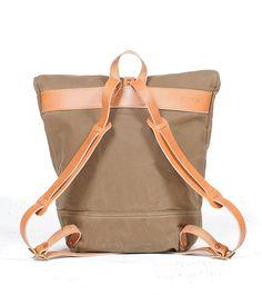 Urban Foldtop Backpack