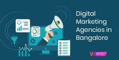 Webi7 is among the top digital marketing agencies in Bangalore. They have the best digital marketing services in Bangalore to offer its client. Contact to know more about them and their services. Marketing Training, Web Development Company, Digital Marketing Services, Digital Media, Reading, Business, Blog, Reading Books, Blogging