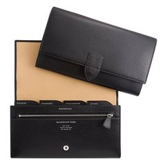 Smythson travel wallet | AnOther Loves