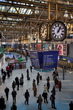 Waterloo Station, London, England. For comprehensive news coverage of global business travel, meetings & events visit: http://www.odysseymediagroup.com or follow us on Twitter at: https://twitter.com/OdysseyMG
