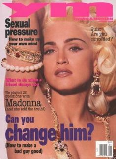 "Madonna Played ""20 Questions"" With YM In 1992"