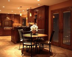 Small Kitchen Remodels Roundtable Glass Door Small Kitchen Remodeling Ideas
