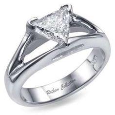 Trillion Cut Diamond...