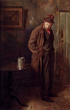 by Charles Spencelayh, 1865-1958