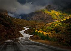 Winding Road Lamoille Canyon by Roy  OBrien on 500px