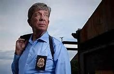 Lt. Joe Kenda may not be classically handsome, but I LOVE his dry sense of humor and really enjoy the show.