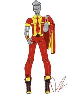 X-Men, Colossus by Daren J